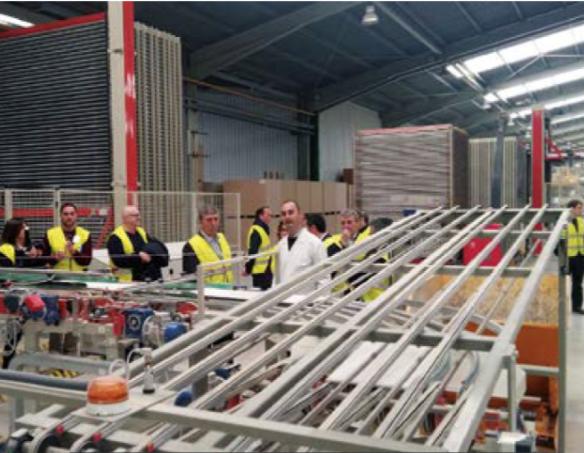Hacia la industria 4.0 a través de la optimización de los procesos industriales