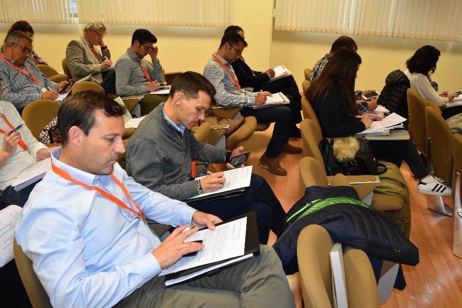Asistentes Jornada ITI en ADL Logística