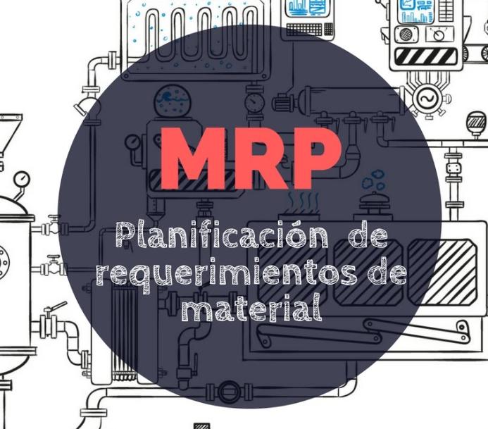 Qué es el MRP
